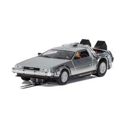 DeLorean Back to the future Scalextric C4117