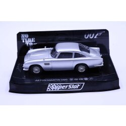 Aston Martin DB5 James Bond - no time to die Scalextric...
