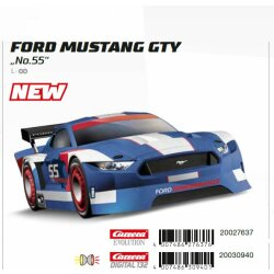 Ford Mustang GTY Nr. 55  Carrera Digital 30940