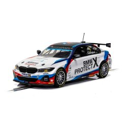 BMW 330i MSport BTCC 2019 Scalextric c4188