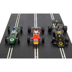 The Genius of Colin Chapman - Lotus triple pack...