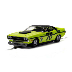 Dodge Challenger Sam Posey Nr. 76 Scalextric c4164