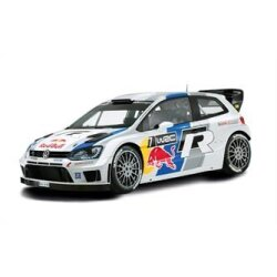 VW Polo R WRC CARRERA DIGITAL 132