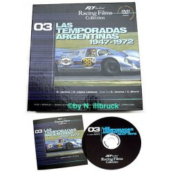 Porsche 917K 1000km Argentina Film Collection Car + CD...