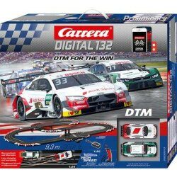 Grundpackung DTM for the win Carrera Digital 132 30013