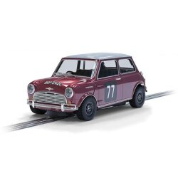 Mini Cooper S Broadspeed Nr. 77 Scalextric c4238