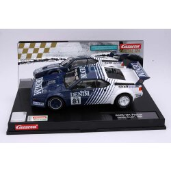 BMW M1 Procar Nr.81 Denim 1980 Carrera Digital 124 23909