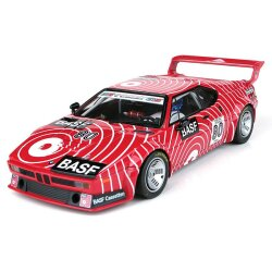 BMW M1 Pro Car Serie 1980 BASF No.80 Carrera Digital 23821