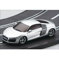 Audi R8 weiss  1/43 Kyosho Dslot 143