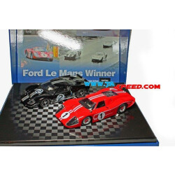 Ford LE MANS WINNER ***limited Set 999 Stück NSR SET 04