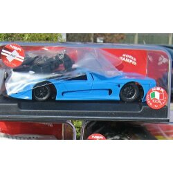 Mosler MT900R EVO4 clear body kit blue   NSR1133WAB