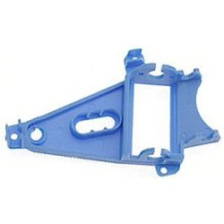 Triangular AW Motor Mount Soft Blue   NSR1256