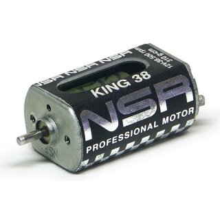 Motor KING 38000 MAGNETIC 365g-cm  nsr 3028