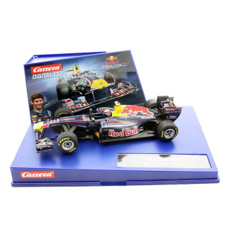 Red Bull RB7 Mark Webber #2  Carrera Digital 30629