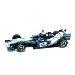 BMW Williams F1 No. 7 Webber