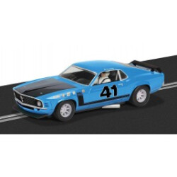 Ford Mustang Boss 302 1969 SCalextric C3613