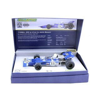 Legends Tyrrell F1 Scalextric c3655a