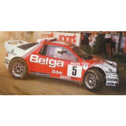 Ford RS 200 Rally Scalextric c3637
