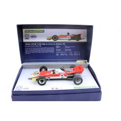 Legends Lotusl F1 Scalextric c3656a