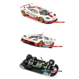 McLaren F1 GTR LM 1995 West limited 500pcs. BRM032