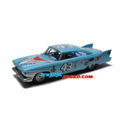 Plymouth Fury Richard Petty # 43 Carrera Digital 132  30525