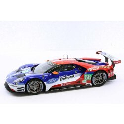 Ford GT Race Car Carrera Digital 23832