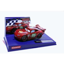 Disney Pixar Cars NEON Lightning McQueen Carrera Digital...