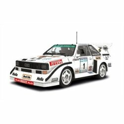 Audi Quattro S1 1985 Rally  CARRERA DIGITAL 132