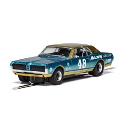 Mercury Cougar XR7 1967 #48 Trans Am