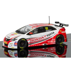 Honda Civic Type R #52 BTCC 2015