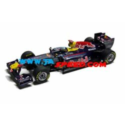 Red Bull RB7 Sebastian Vettel Carrera Digital 30628