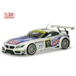 BMW Z4 GT3  Dubai 2011 Racing Competition Kit Scaleauto