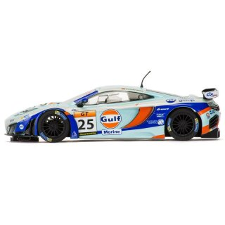 McLaren 12C GT3 Gulf #25 2014 Carrera Digital 132