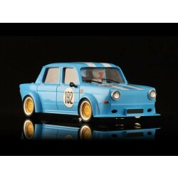 Simca 1000  limited Edition blau #192 BRMTS02
