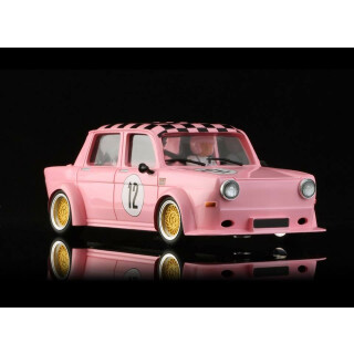 Simca 1000  limited Edition pink #192 BRMTS02