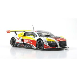 Audi R8 LMS Spa 2010 #73  SC7061 Carrera Digital 124