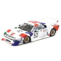 BMW M1 Gr.5  LeMans 24h 1981 Würth mit Licht CARRERA...