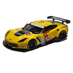 Corvette C7.R No.3 Carrera Digital 23818L