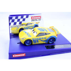 Cruz Ramirez Racing Disney Pixar Cars 3  Carrera Digital...