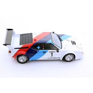 BMW M1 Procar Andretti 1979 Carrera Digital 30814
