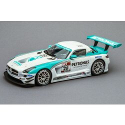 Mercedes-Benz SLS AMG GT3 Petronas Carrera Digital 124 23837