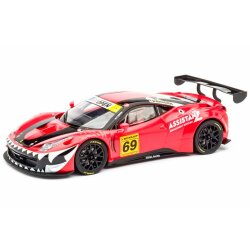 Ferrari 458 Italia GT3 Kessel Racing Carrera Digital 124...