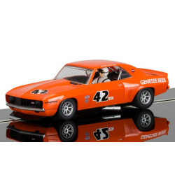 Chevrolet Camaro 1971 Trans Am Scalextric C3874