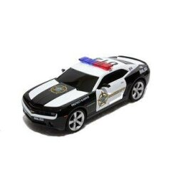 Chevrolet Camaro Sheriff Carrera Evolution 27523